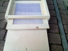 British National Beehive gable roof flat pack (4)