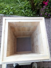 British National Beehive gable roof flat pack (7)