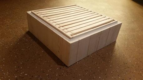 National beehive - super box flat pack (1)